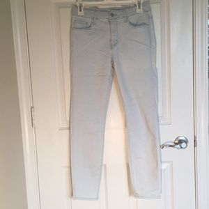 Light blue washed skinny jeans (Size: 26 Women)